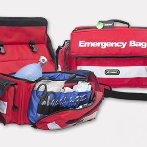 Emergency Bag & Immobilization